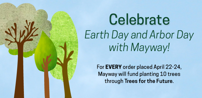 Mayway Earth Arbor Day