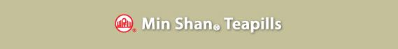 Min Shan® Teapills