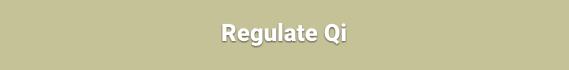Regulate Qi