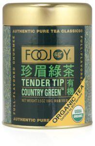 Foojoy Organic Tender Tip Country Green Tea