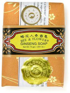 Bee & Flower Soap Ginseng