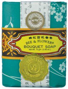Bee & Flower Soap Bouquet