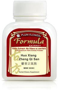Huo Xiang Zheng Qi San, extract powder