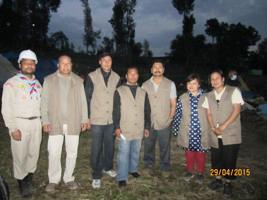 AWB Nepal team members