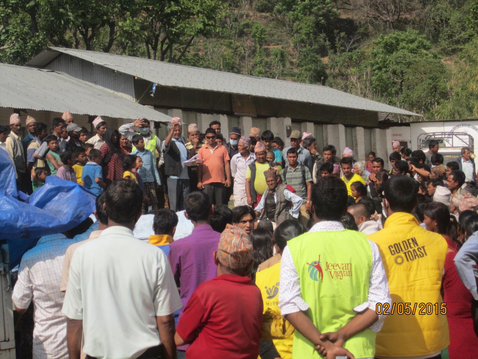 Clinic in Khokana/Bungamati