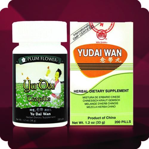 Yu Dai Wan Teapills