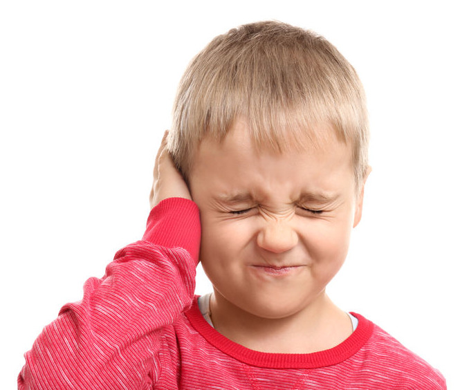 Children Ear Ache
