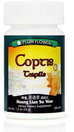Coptis Teapills