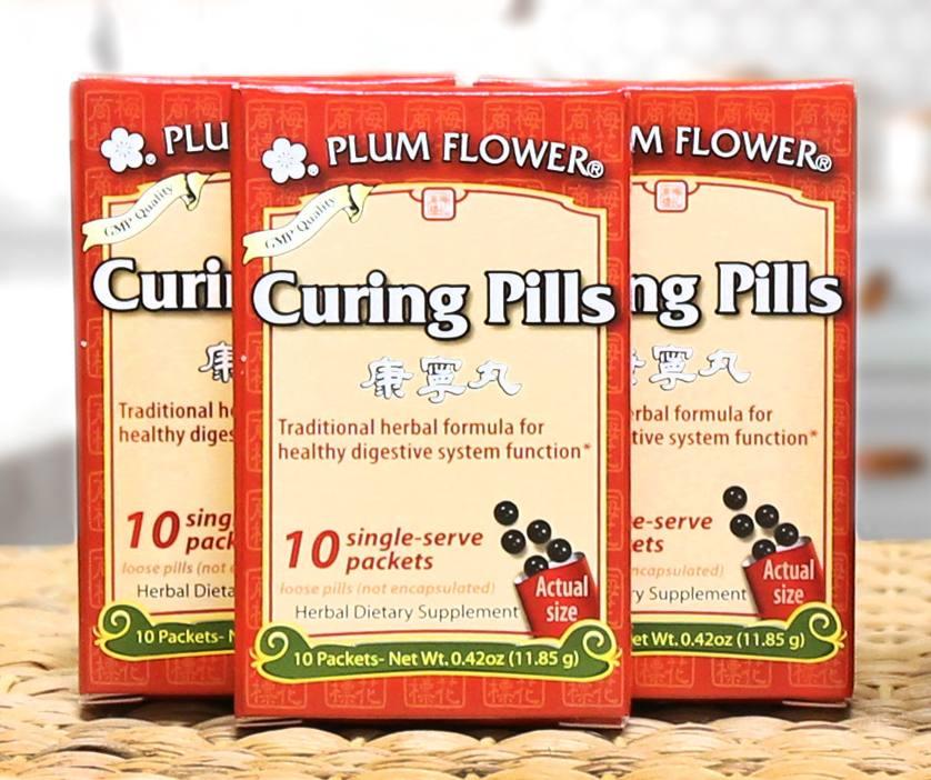 Curing Pills