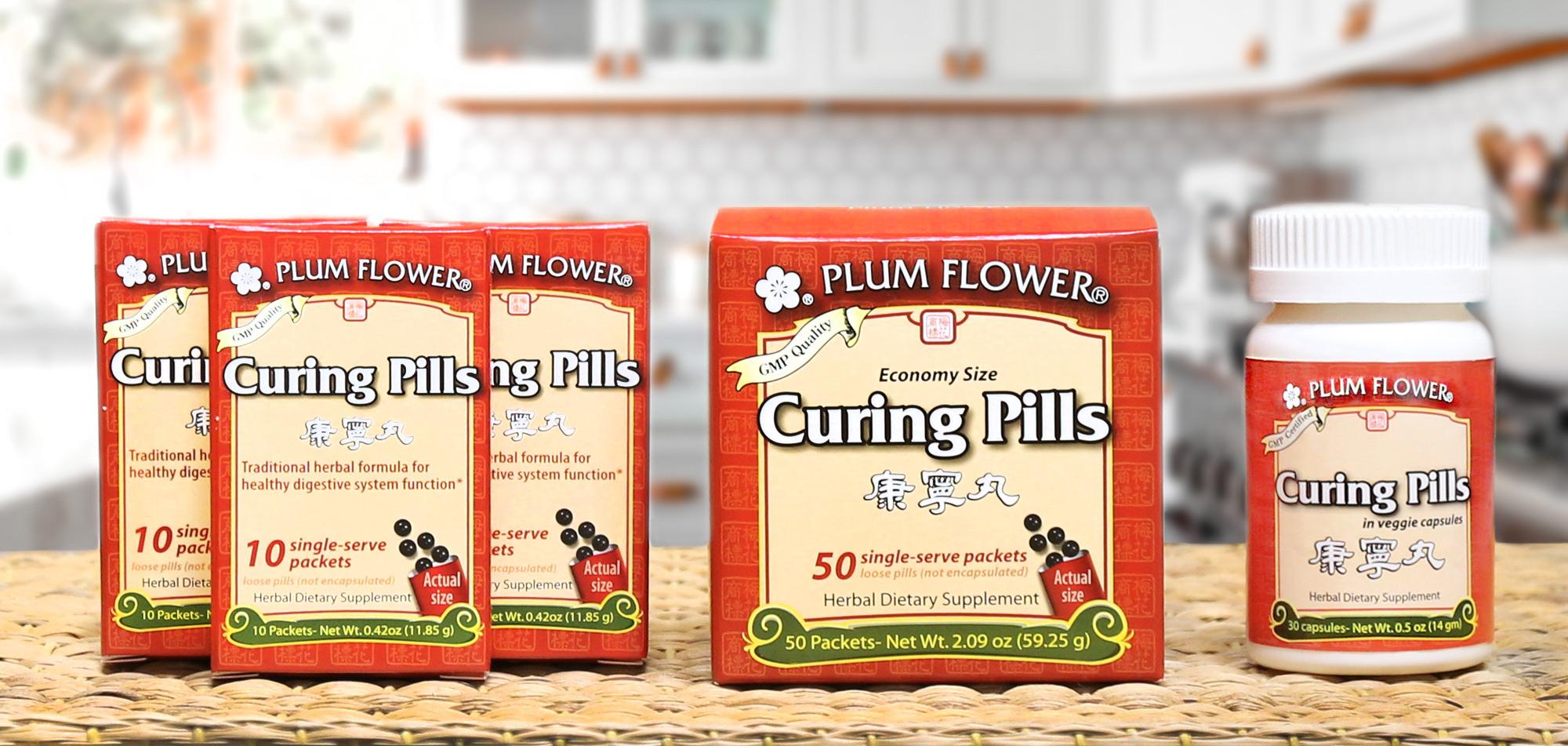 Plum Flower Curing Pills