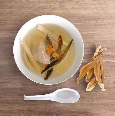 Ling Zhi Tonic Soup