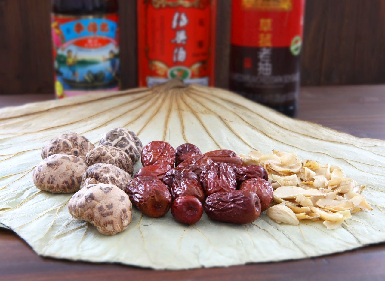 Harmony Rice Lotus Chicken