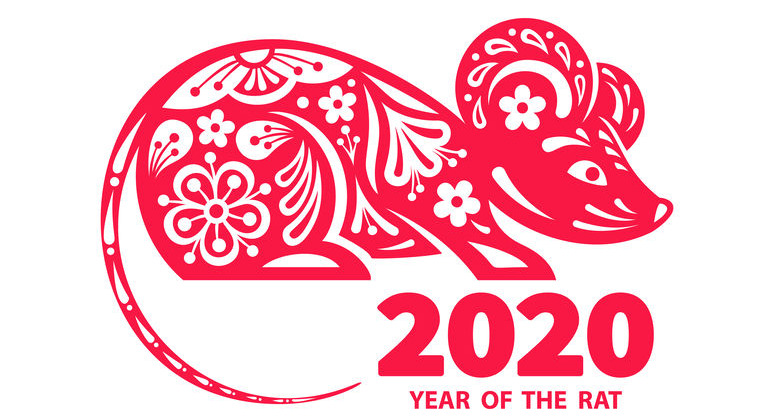 2020 Year of the Rat