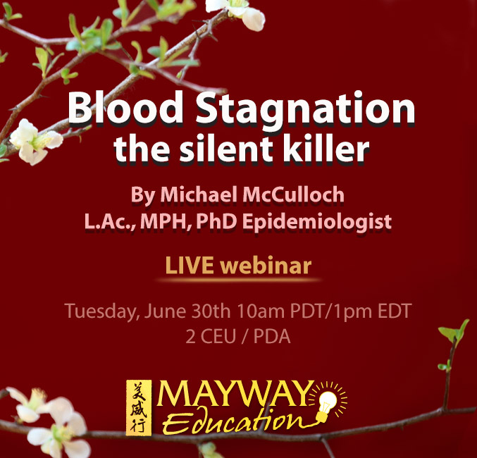 Mayway Covid-19 Blood Stagnation Webinar