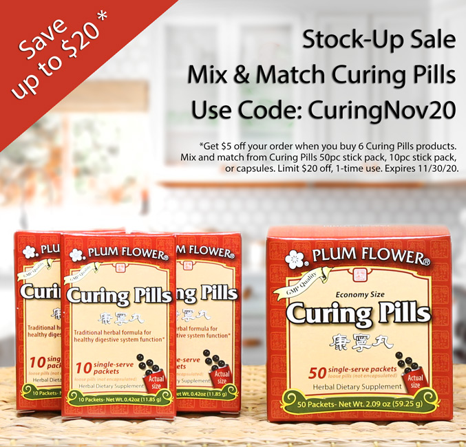 Curing Pills Special