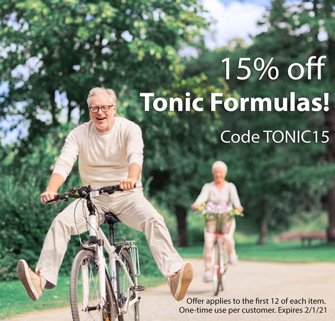 Tonic Sale