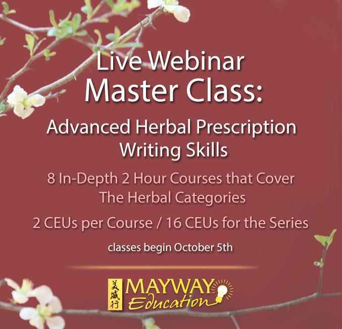 Herbal Masterclass