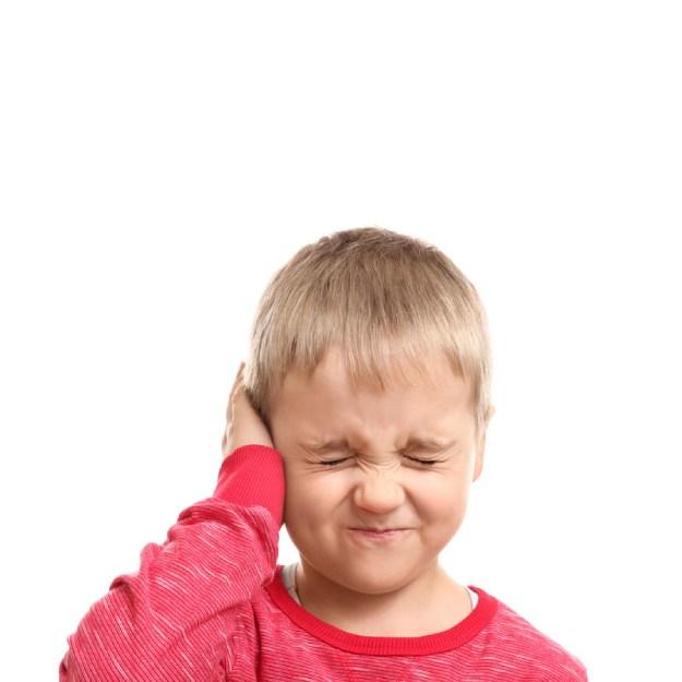 Children Ear Discomfort
