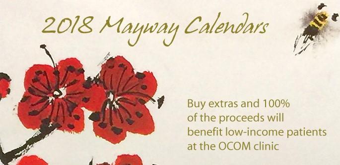 Mayway 2018 Calendars