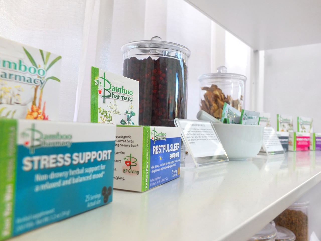 Bamboo Pharmacy Products