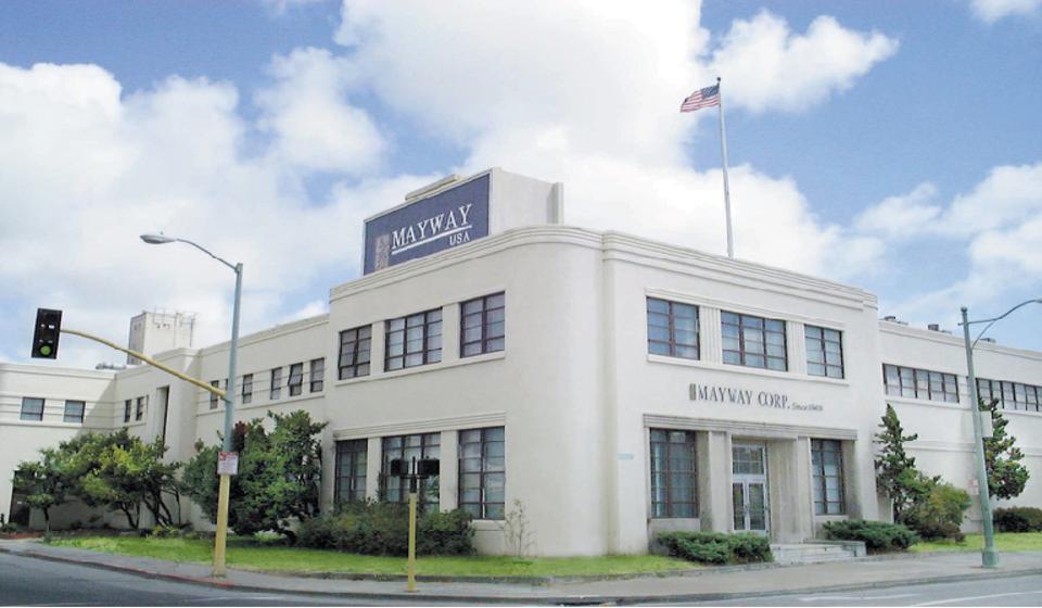 Mayway building Oakland