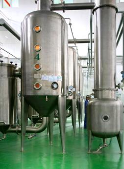 Condenser for concentrating herb formulas