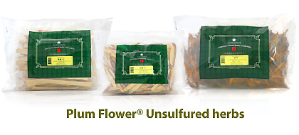 Plum Flower Premium Quality Unsulfured Herbs
